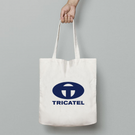 Tote Bag Tricatel